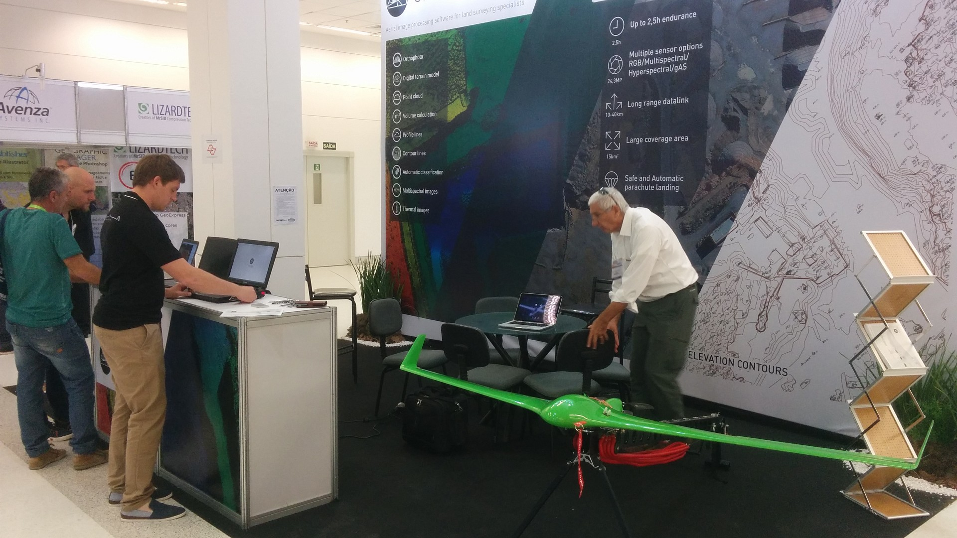 3Dsurvey at MundoGEO #Connect Latin America 2016