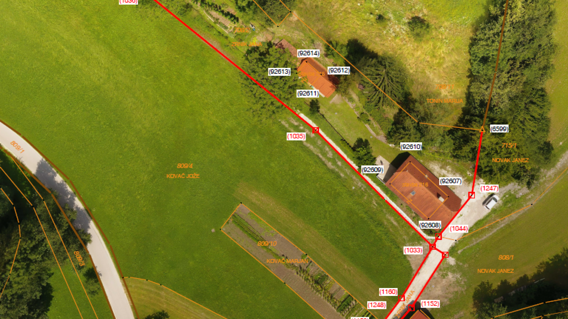 Mapping And Modelling Cadastral Boundaries Using Drones And - Aerial mapping software