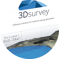 3Dsurvey software