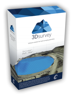 HAVE IT ALL WITH OUR REVOLUTIONARY 3Dsurvey SOFTWARE!
