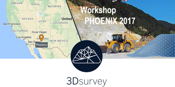 3Dsurvey Workshop, Phoenix, AZ, March 3
