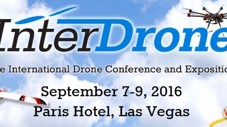 3Dsurvey at the InterDrone Expo in Las Vegas, Sep 7-9   2016