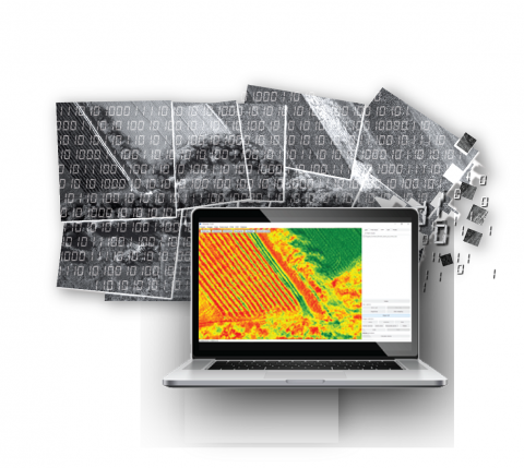 Multispectral imaging and Land surveying